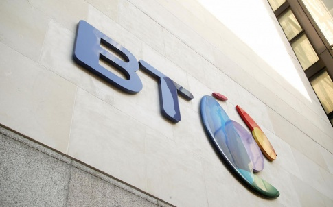 BT Centre in Newgate Street, London.  Inquiries about this image can be made to the BT Group Newsroom on its 24-hour number: 020 7356 5369. From outside the UK, dial +44 20 7356 5369.  News releases and photos can be accessed at the BT web site: http://www.bt.com/newscentre  Mandatory credit: Vismedia