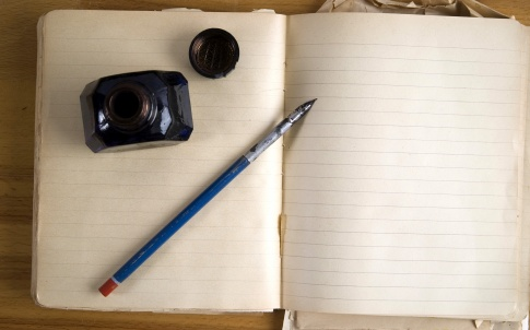 drafting writing book paper