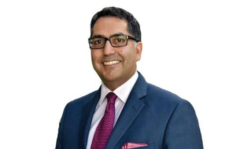 Sanjay Bhandari, partner, EY