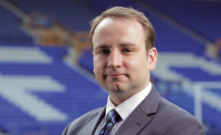 Chris Anderson, Head of legal services, Everton FC