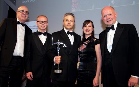 Jones Day: corporate winner in 2015