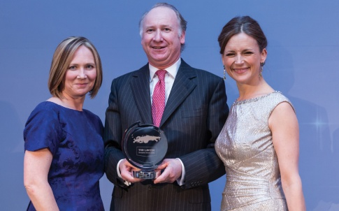 McCann FitzGerald: European Law Firm  of the Year 2016