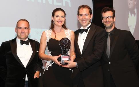 Keystone_Best Marketing and Communication winner 2015