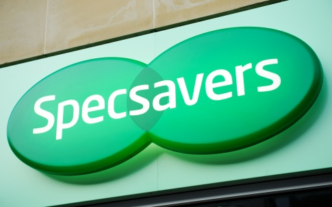 Specsavers Sign