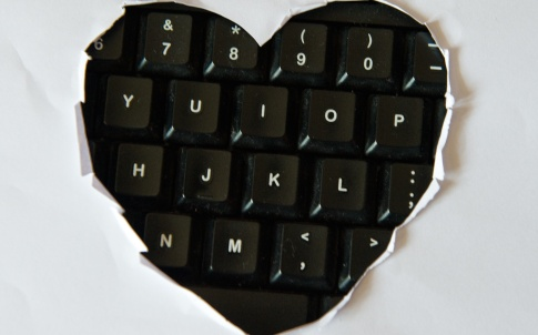 heart keyboard