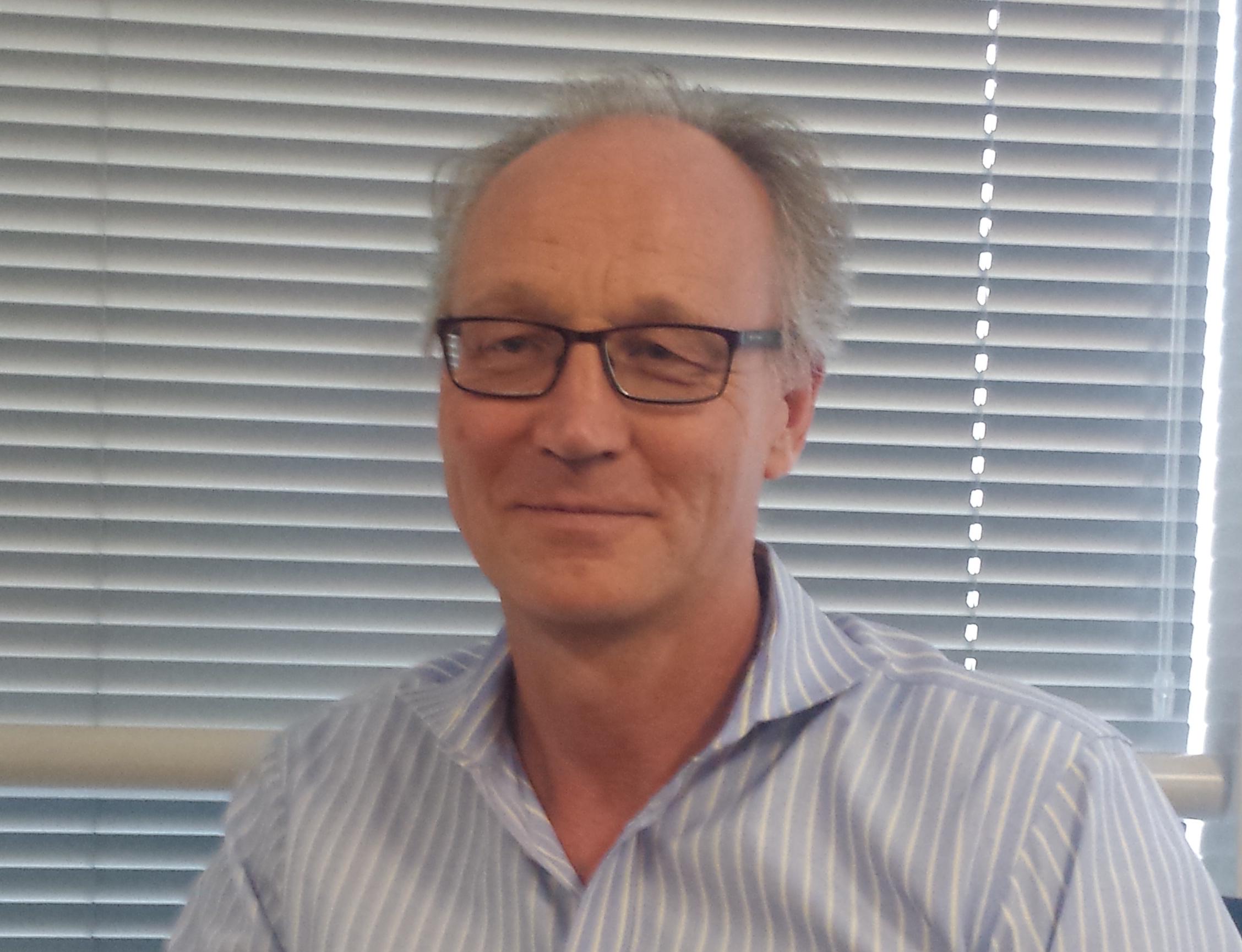 Jon Coppin psychotherapist