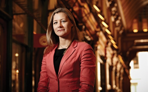Charlotte Heiss, group chief legal officer and company secretary at RSA