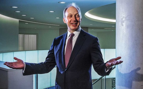 Gideon Moore managing parter of Linklaters