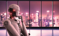 artificial intelligence, AI, robot, legal tech in Germany