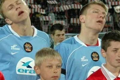 Российский футбол переходит на сильные наркотики