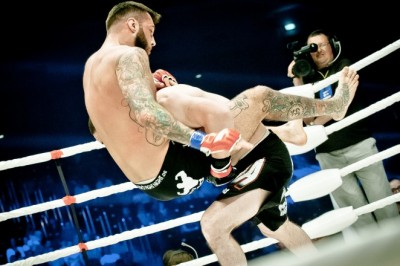 Победа России на чемпионате MMA
