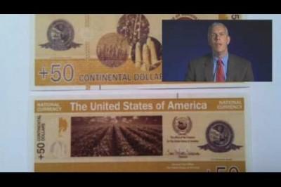 Континентальный доллар с 1 декабря