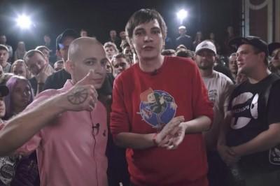 Рецензия на VERSUS X #SLOVOSPB: Oxxxymiron VS Слава КПСС