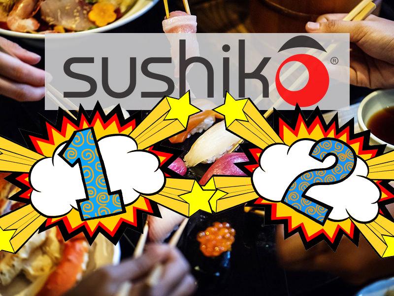 Sushi completo