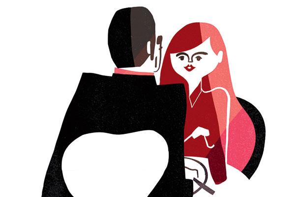 Illustration: Sanna Mander
