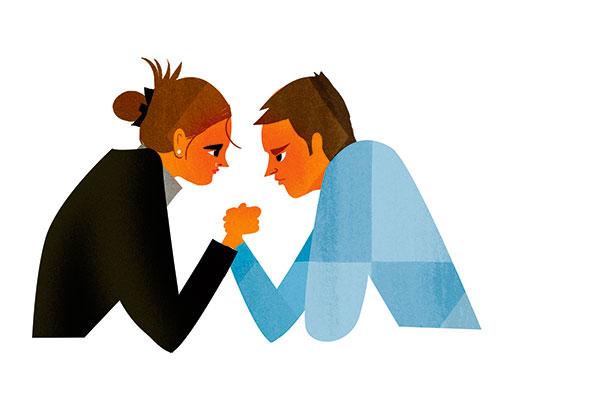 Varför vi bör undvika online dating