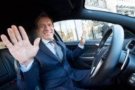 Håkan Samuelsson, vd och koncernchef Volvo Car Group. Foto: Fredrik Sandberg, TT-Bild.