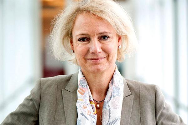 Charlotte Petri Gornitzka, generaldirektör, Sida. Foto: Pontus Lundahl, TT Bild.