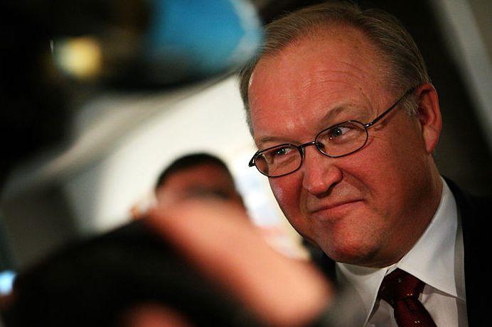 Göran Persson var skolminister mellan 1989 och 1991. Bilden är tagen vid ett senare tillfälle.
