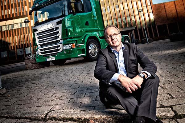 Martin Lundstedt. Foto: Daniel Roos.