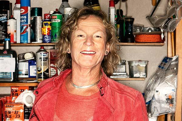 Nu vågar Pelle Pia Hedberg vara sig själv. Foto: Magnus Laupa.