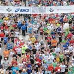 Stockholm maraton. Foto: Pressbild.