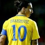 Zlatan Ibrahimovic: Inte med på Chefs topp 10-lista, ändå CHEF.