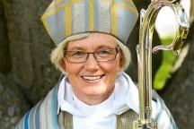 Ärkebiskop Antje Jackelén. Foto: Svenska kyrkan.