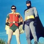 Batman – chef – och Robin – medarbetare med ambitioner.
