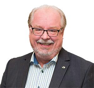 Mats Larsson, forsknings- och utvecklingschef på Lantmännen.