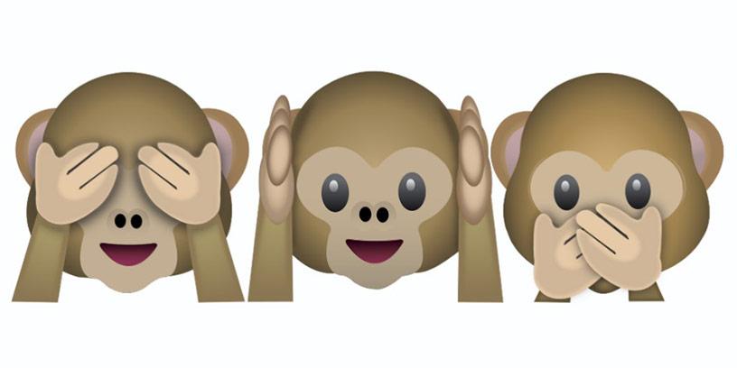 Screenshot: Emojies