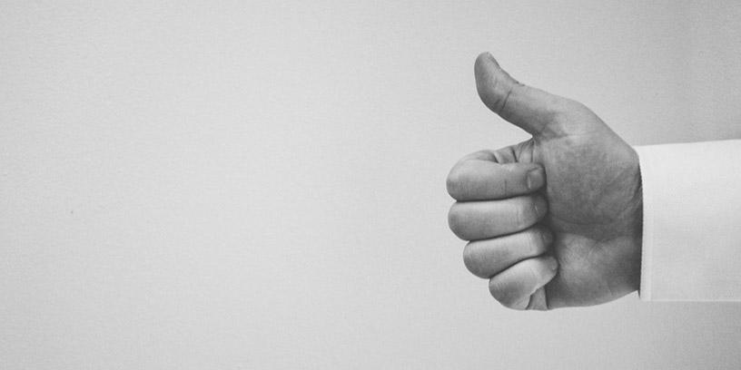 metoder-kommunicera-hand-tumme-upp