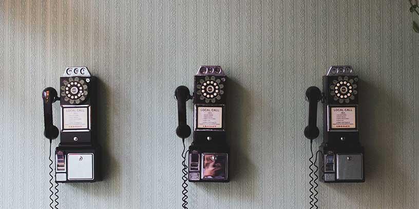 metoder-kommunicera-telefon-gammal