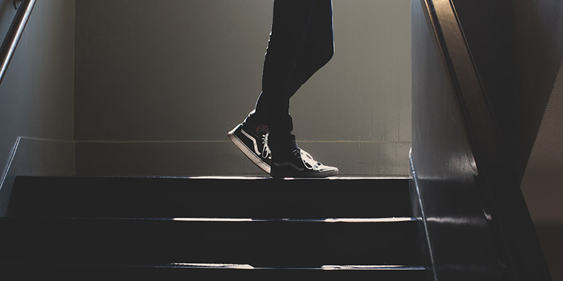 metoder-motivera-man-skor-trappa
