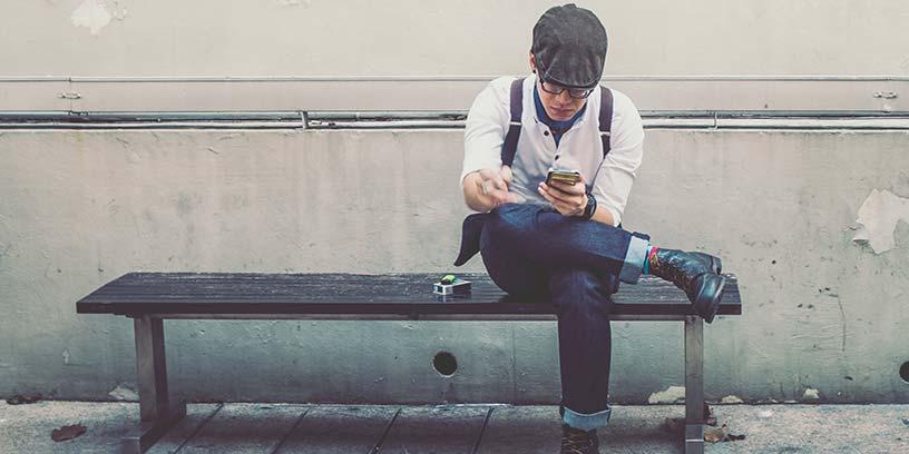 mobil-hipster-man-metoder-led-dig-sjalv