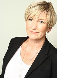Ulrika Sedell, författare till boken Bortom glastaket.