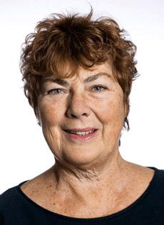 Annika Härenstam, professor på psykologiska institutionen.