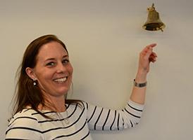 Charlotte Grito Ålder: 35 Bor: Stockholm Karriär i korthet: Studerade management på Lunds universitet och master i Paris. Har en bakgrund inom telebranschen och haft flera chefspositioner på Ericson. Är grundare och vd på TechShout sedan 2010.