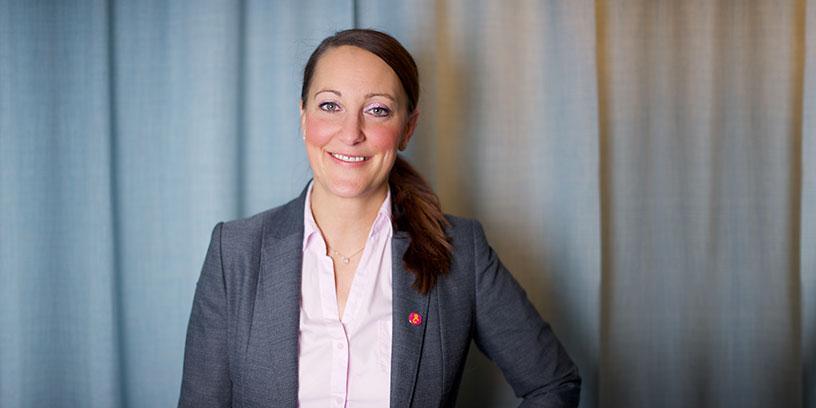Ida Karlberg Gidlund. Foto: Richard Silver.