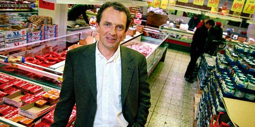I början av 2000-talet stod Anders Strålman som anvarig för Axfoods satsning på lågprisbutiker.