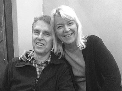 Förra året insjuknade och dog Karins bror, Ingvar, i cancer. De stod varandra mycket nära.