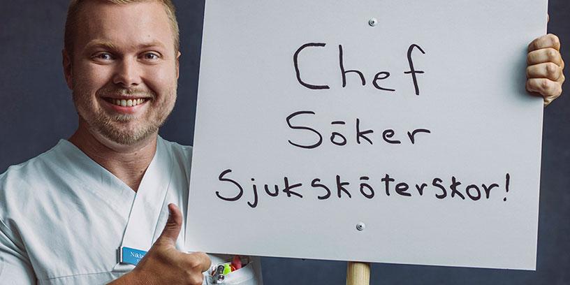 Niklas Larsson. Foto: Mickael Tannus.