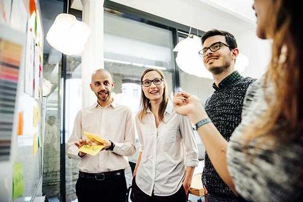 Utbildning för nya chefer