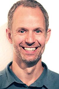 Tom Nilsson, vice vd Icebug.