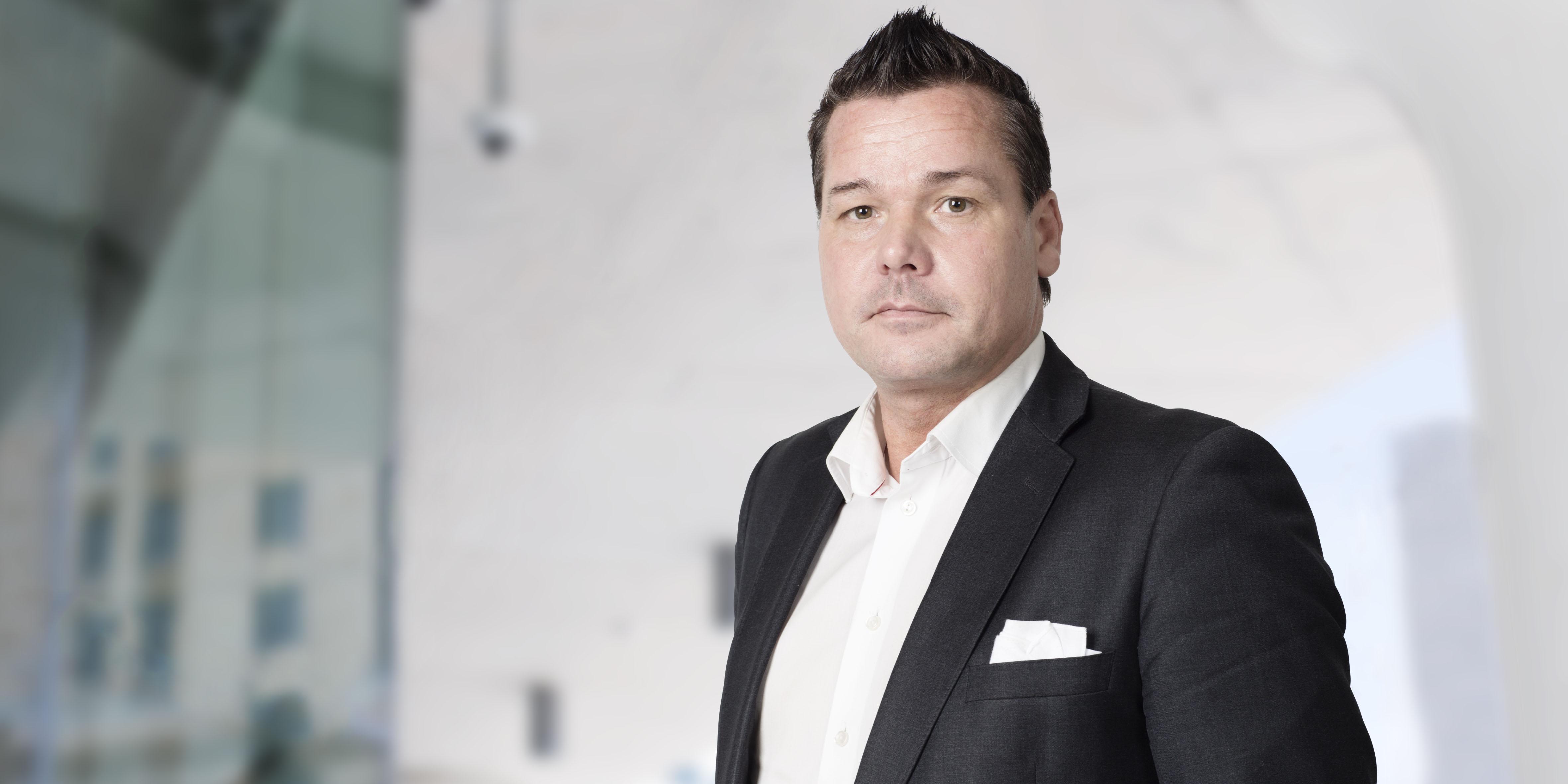 Securitas involverar sina kunder när de söker framtidslösningar, i Securitas Round Table. Försäljningschef Johan Buch  ser många fördelar.