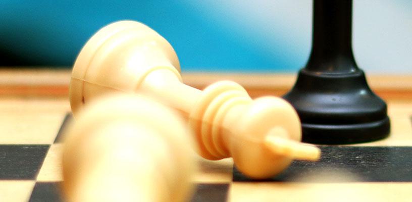 schackmatt