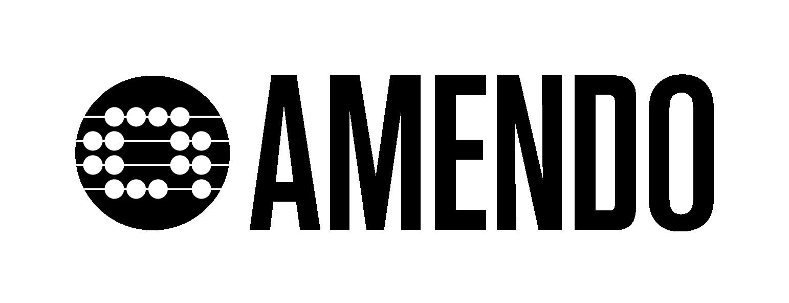 Amendo_logotyp_svart