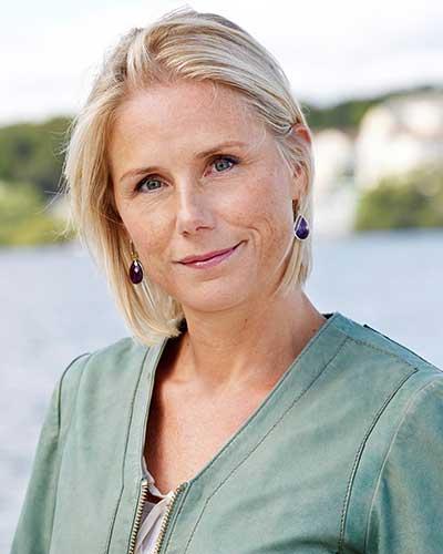 Lisa Rejler, Investor Relations och CSR-chef på Rejlers