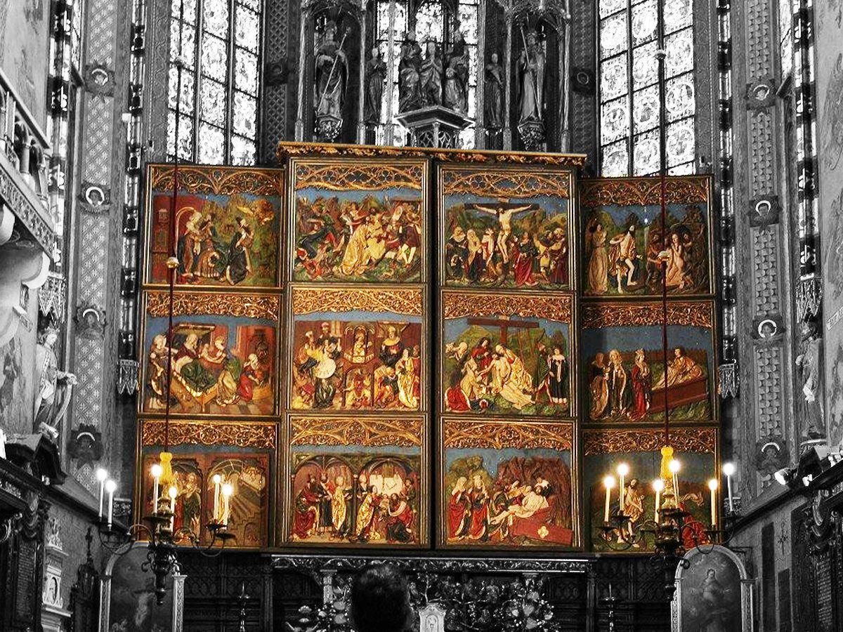 Ołtarz Wita Stwosza w Krakowie