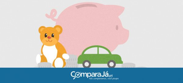 INFOGRÁFICO | 5 dicas financeiras para criar os seus filhos